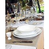 ECD Germany Jutenband - Tischläufer (BX L) 30 cm x 10m Natur - Tischband aus Jute - Hochzeitsdeko Taufe Kommunion Hochzeit Deko - Dekoband Landhausstil Vintage - 8