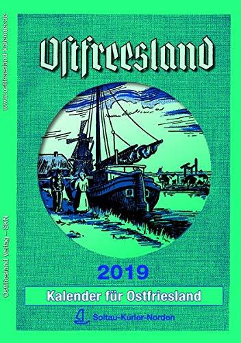Ostfreesland Kalender 2019: Kalender für Ostfriesland