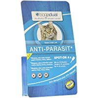 BOGADUAL Anti-Parasit Spot On Katze 3 ml Tube preisvergleich bei billige-tabletten.eu