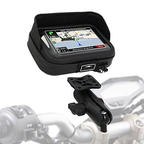 GPS Navi-Halter Honda Transalp XL 650 V 00-06 SW-Motech Case Pro L