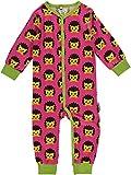 maxomorra Baby Mädchen Schlafanzug Igel Pink hedgehog (56)