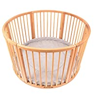 Brand NEW VERY LARGE Wooden PLAYPEN from ALANEL