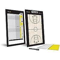 SKLZ Magna Coach Lavagna Magnetica per Allenatori di Basket, Multicolore