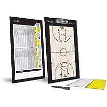 Sklz Magna Coach - Pizarra de tácticas de baloncesto