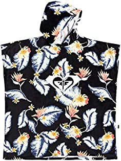 Roxy Pass This On Again Beach Supplies, Mujer, Anthracite Tropical Love s, 1SZ