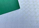 COPRI TAVOLO ANTIMACCHIA SALVA TAVOLO ANTI RIGHE IN 7 MISURE PLASTIFICATO MADE IN ITALY - 140 x 240 Cm 140 x 240 Cm