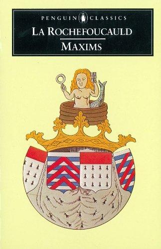 Maxims (Classics) (English Edition)