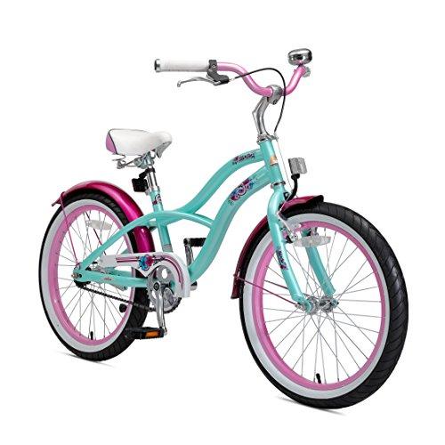 BIKESTAR Bicicleta niños Lateral Accesorios niños