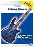 Moritz Kinker Grooves & More E-Bass Schule für Anfänger + DVD
