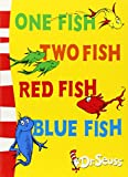 One Fish, Two Fish, Red Fish, Blue Fish: Blue Back Book (Dr. Seuss - Blue Back Book)
