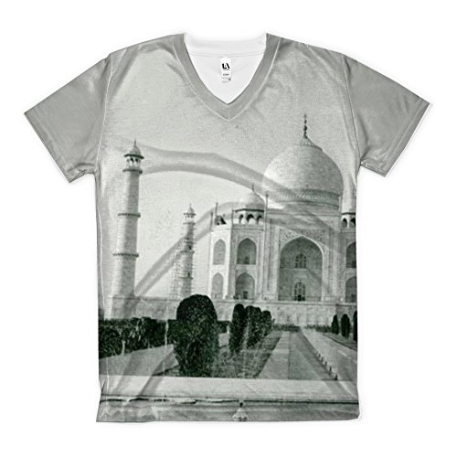 t-shirt-with-jacqueline-kennedy-front-of-taj-mahal