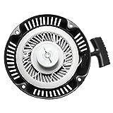 Cutogain Pull Starter Recoil Start Rasenmäher Starter Teile für 1p60/64Benzin Motor