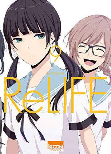 ReLIFE Edition simple Tome 9