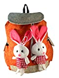 #1: Deal Especial Girls' Backpack Handbag (Multicolor,De_Fbb_213)