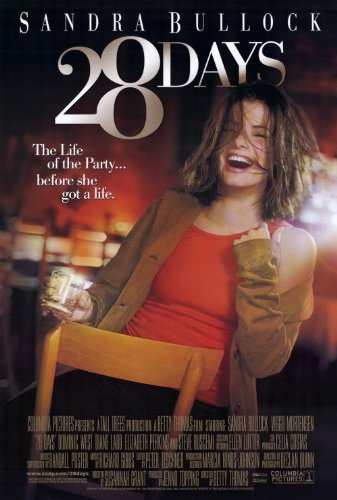28 Days Plakat Movie Poster (27 x 40 Inches - 69cm x 102cm) (2000)
