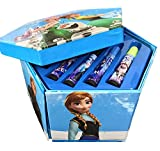 #7: Shopkooky Frozen Complete Coloring Box Set (46 colors) / Return Gift / Birthday Gifts Online