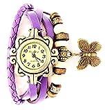 Girls Watches (Purple Dori)