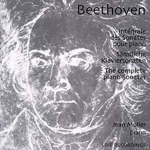 Beethoven/Sämtliche Klaviersonaten 1-32