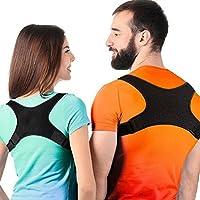 Back Posture Corrector für, Unterstützung Brace Adjustable Straight Strap für Männer und Frauen Rücken-, Schulter-und... preisvergleich bei billige-tabletten.eu