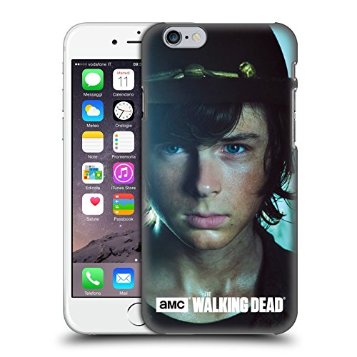 official-amc-the-walking-dead-carl-characters-hard-back-case-for-apple-iphone-6-6s