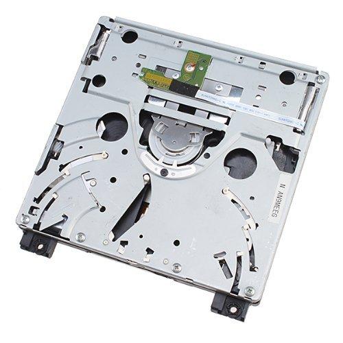 Original OEM Universal DVD-Laufwerk Ersatz Reparatur Teil für Nintendo WII für Alle Modelle D2A, D2B, D2C, D2E mit Öffnung Werkzeug -