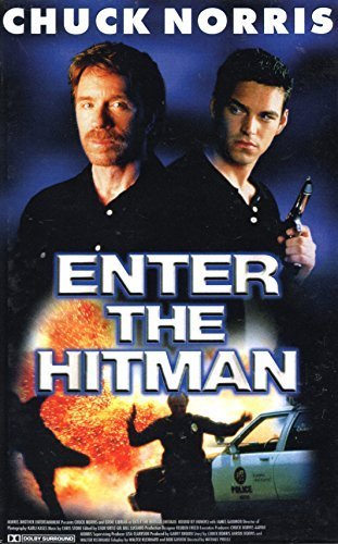 Enter The Hitman - Limited 44 Edition Hardbox - by chuck norris