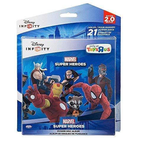 Disney Infinity Marvel Superhelden Album - für 21 Power-Discs (Marvels Power Disc)