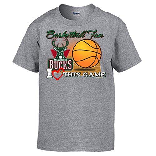Camiseta manga corta Bucks