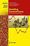 Modelling Extremal Events: for Insurance and Finance (Stochastic Modelling and Applied Probability)