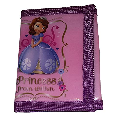 Sofia The First Wallet