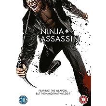 Ninja Assassin [DVD] [2010]