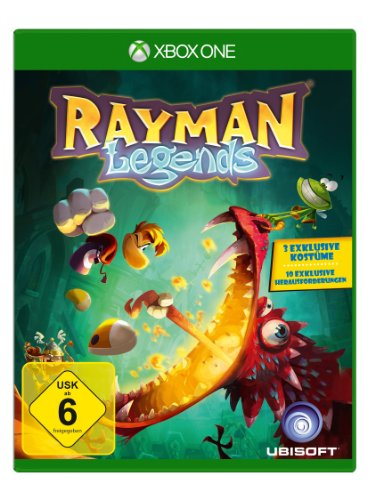 Rayman Legends - [Xbox One] (Video-spiel-xbox One)