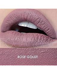 Urparcel Femme Rouge à lèvre Lustre à lèvre matte Glosse à lèvre longue durée maquillage beauté Waterproof FA 24 15# veuillez regarder les autre couleurs dans notre boutique