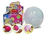 Fun Trading 4452 Fun Ballon mit Glitzer Sortiert
