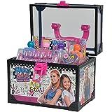 Maggi und Bianca Fashion Make-Up in dekorativem Koffer inklusive kindgerechter Schminke • Maggie Kinderschminke Schminkkoffer Kinder Beauty Case Set