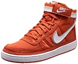 NIKE Vandal High Supreme 318330-800 Herren Schuhe Orange - Grösse: EU 42 US 8.5
