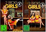 2 Broke Girls - Season / Staffel 4+5 * DVD Set