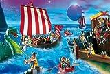 Vikingos 200 Puzzles Y - Puzzle: Playmobil Los vikingos