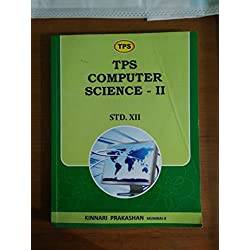 TPS Computer Science 2 Std 12 HSC 100