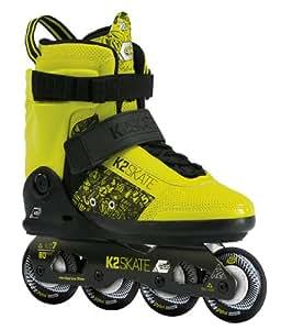 K2, Inlineskate Urban Skate II, Herren, gelb, EU 39 (US 6.5)