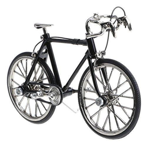 Baoblaze 1:10 Diecast Miniatur Fahrrad Rennrad Fahrzeuge Modell Sammlungen Spielzeug - # 6