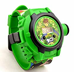 Ben 10 Analogue Multi-Colour Dial Kids Watch -80209920