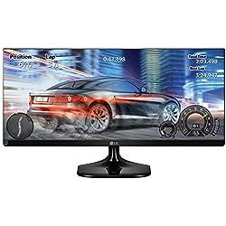 """LG 29UM58 Monitor LCD da 29"""", IPS, Risoluzione 2560 x 1080 Ultra Wide, Tempo di Risposta 5 ms GTG"""
