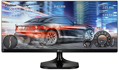 LG IT Products 29UM58-P.AEU 73,7 cm LED Monitor (29 Zoll, 2x HDMI, 5ms Reaktionszeit)