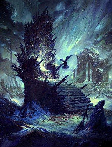 Mundo de hielo y fuego,El (rústica) (Gigamesh Ilustrado) por George R.R. Martin