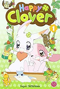 Happy Clover Edition simple Tome 1