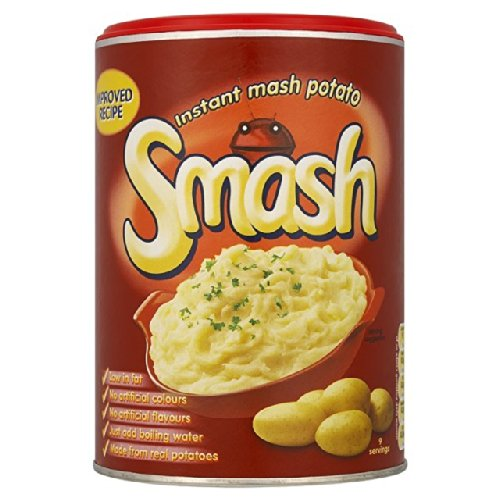 Smash Instant Mashed Potato 280g