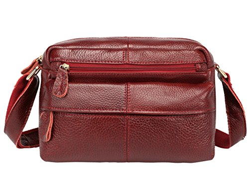 Santimon Borsa Messenger, Red (Rosso) - 20180130035 Red
