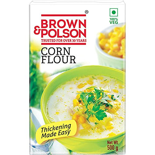 Brown & Polson Corn Flour, Carton, 500g