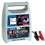 Sumex - Chargeur De Batterie 12A...